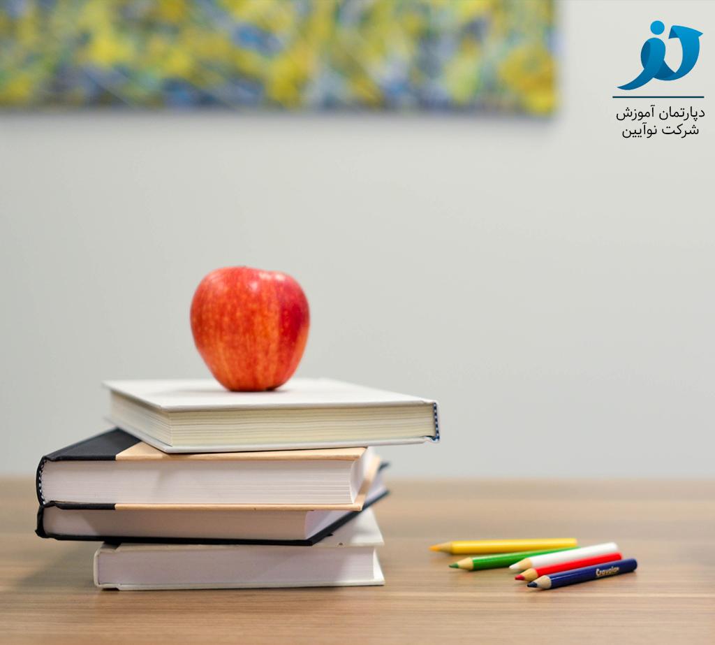 دپارتمان آموزش شرکت نوآیین در بخشهای مختلفی دورههای آموزشی برگزار میکند.
