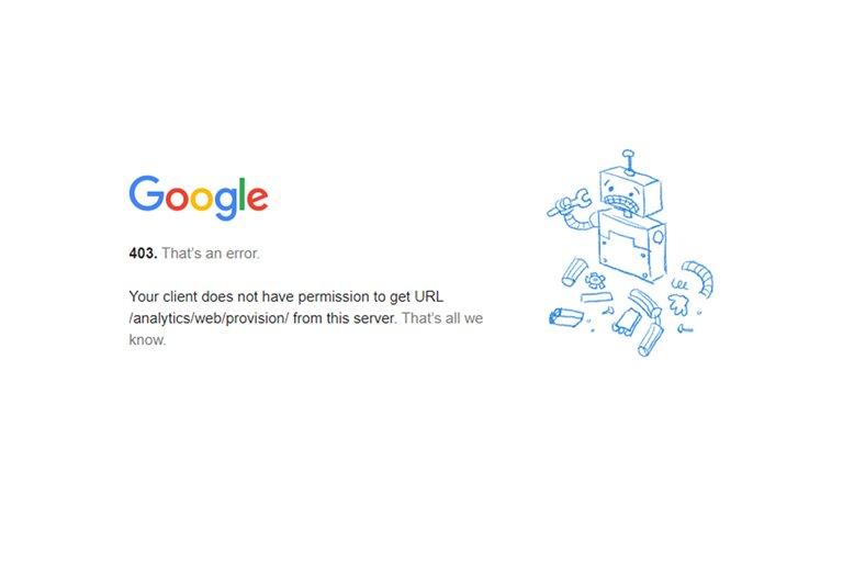 دسترسی ایرانیان به بخشی از سرویسهای گوگل با مشکل همراه شده است.